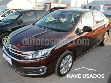 Foto venta Auto usado Citroen C4 Lounge 1.6 Feel Pack THP (2018) color Bordo precio $680.000