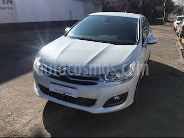 Citroen C4 Lounge 1.6 Feel THP Aut usado (2017) color Blanco Banquise precio $674.000
