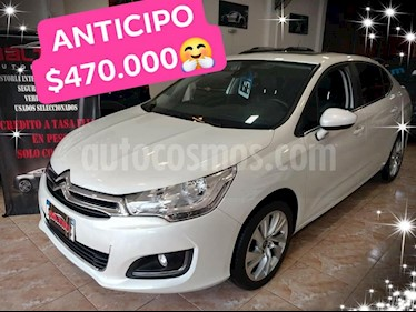 foto Citroën C4 Lounge 1.6 Feel usado (2017) color Blanco precio $740.000