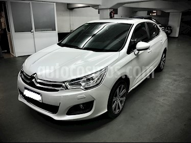 Foto Citroen C4 Lounge 1.6 HDi Feel Pack 10 anos usado (2018) color Blanco precio $860.000
