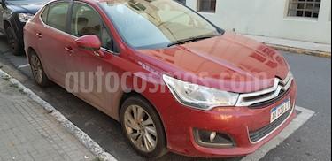 Foto venta Auto usado Citroen C4 Lounge 1.6 HDi Feel Pack (2016) color Rojo Rubi precio $570.000