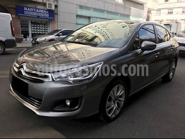 foto Citroën C4 Lounge 1.6 HDi Feel Pack usado (2017) color Gris Aluminium precio $720.000