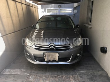 Citroen C4 Lounge 2.0 Tendance Pack usado (2015) color Moondust precio $600.000