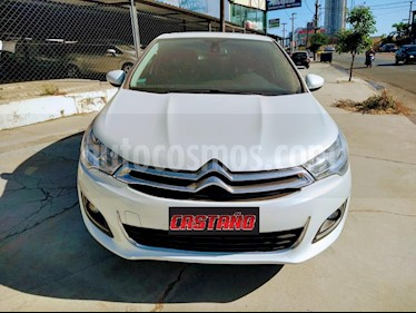Citroen C4 Lounge 1.6 Feel Pack usado (2016) color Blanco precio $865.000