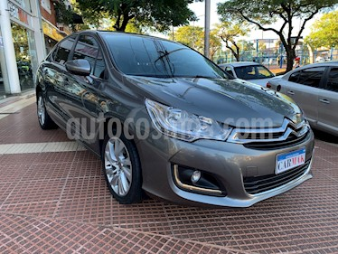 Citroen C4 Lounge 1.6 HDi Feel Pack usado (2017) color Gris precio $1.070.000