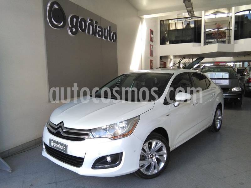 Citroen C4 Lounge 1.6 HDI Exclusive usado (2014) color Blanco precio $750.000