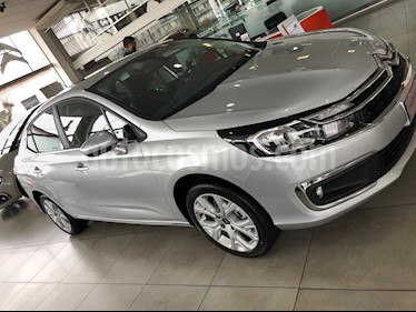 Citroen C4 Lounge 1.6 HDi Feel Pack usado (2019) color Gris Aluminium precio $1.380.000
