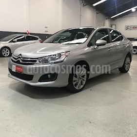 Citroen C4 Lounge 1.6 HDi Feel Pack usado (2016) color Gris Claro precio $830.000