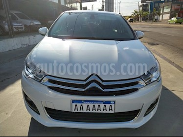 Citroen C4 Lounge 1.6 Feel Pack THP usado (2018) color Blanco precio $945.000