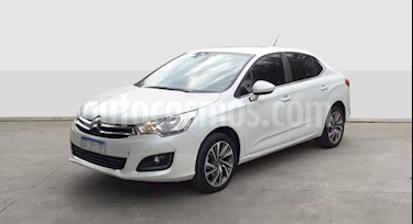 Citroen C4 Lounge 1.6 Exclusive Aut usado (2016) color Blanco precio $670.000