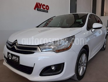 Foto Citroen C4 Lounge 2.0 Origine 2015/16 usado (2016) color Blanco Banquise