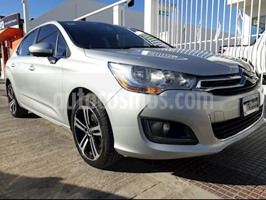 Foto Citroen C4 Lounge Exclusive Aut usado (2014) color Blanco precio $530.000