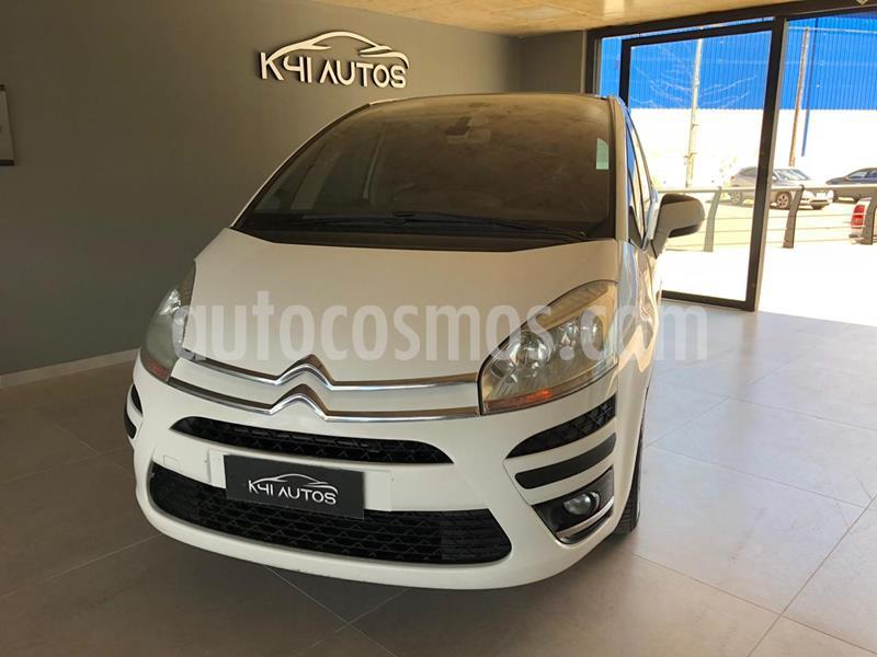 Citroen C4 Picasso 1.6 HDi Tendance usado (2014) color Blanco precio $1.100.000