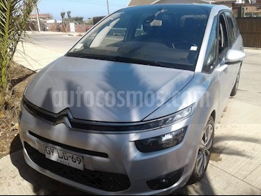 Citroen C4 Picasso 1.6L BlueHDi 120 Feel Plus 7p    usado (2017) color Plata precio $12.600.000