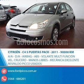 Foto venta Auto usado Citroen C4 1.6i X (2011) color Gris Claro precio $275.000