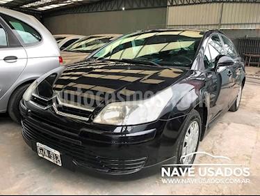 Foto venta Auto usado Citroen C4 1.6i X (2008) color Negro Onix precio $210.000
