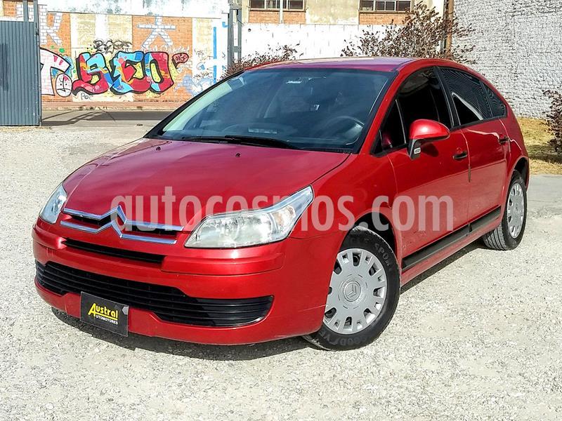 Citroen C4 1.6i X usado (2010) color Rojo Lucifer precio $330.000