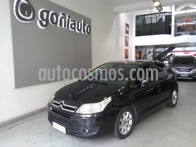 Citroen C4 2.0 HDi Exclusive usado (2009) color Negro precio $470.000