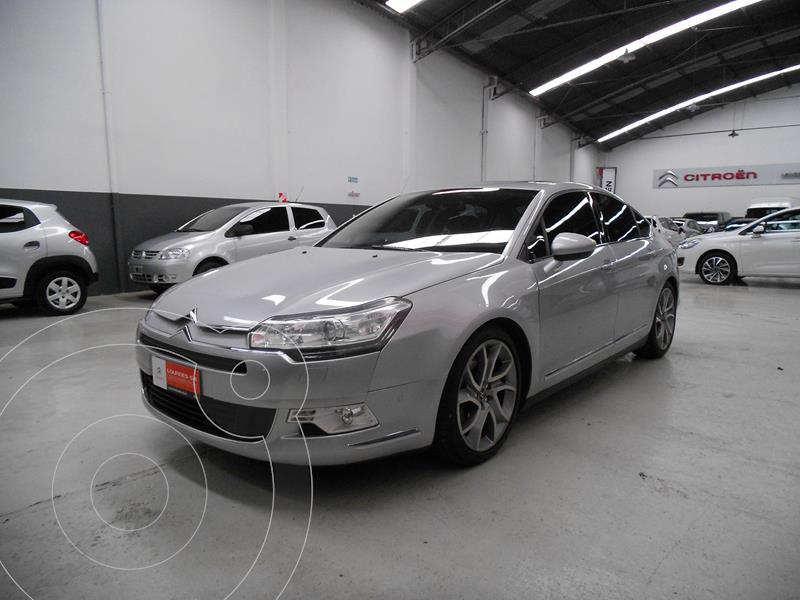 Foto Citroen C5 3.0i Exclusive usado (2011) color Gris Aluminium precio $1.735.500
