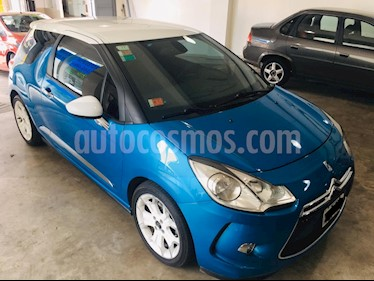 Citroen DS3 Turbo Sport Chic usado (2012) color Azul Electrico precio $569.000