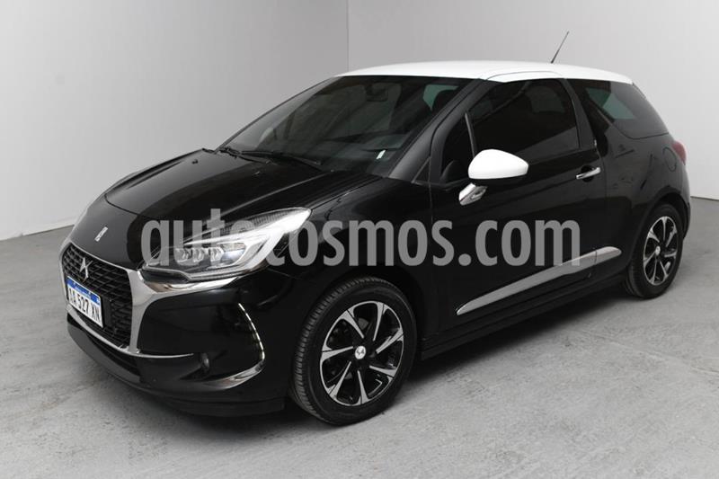 Citroen DS3 VTi So Chic usado (2016) color Negro precio $1.300.000