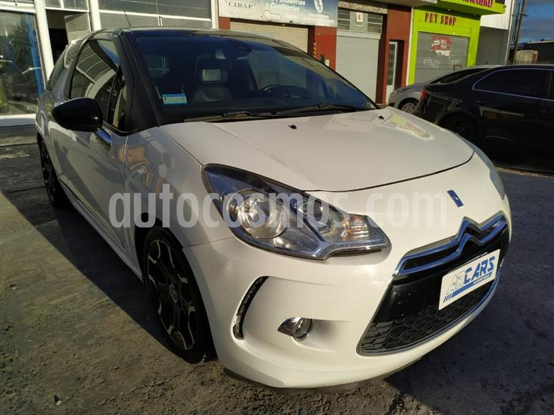 Citroen DS3 Turbo Sport Chic usado (2013) color Blanco Banquise precio $1.250.000