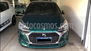 Foto venta Auto usado Citroen DS3 Turbo Sport Chic (2017) color Verde Oscuro precio $880.000