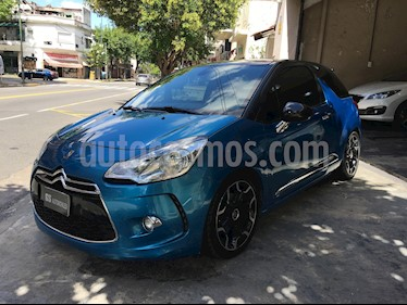 Foto venta Auto usado Citroen DS3 Turbo Sport Chic (2011) color Azul Electrico precio $410.000
