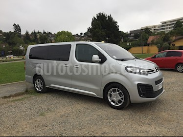 Citroen SpaceTourer 2.0 BlueHDi 150 XL usado (2019) color Plata precio $18.250.000