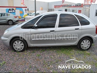 Foto venta Auto Usado Citroen Xsara Picasso 2.0 HDi (2002) color Gris Plata