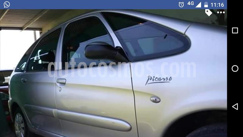 Citroen Xsara Picasso 1.6i Exclusive usado (2012) color Gris Aluminium precio $390.000