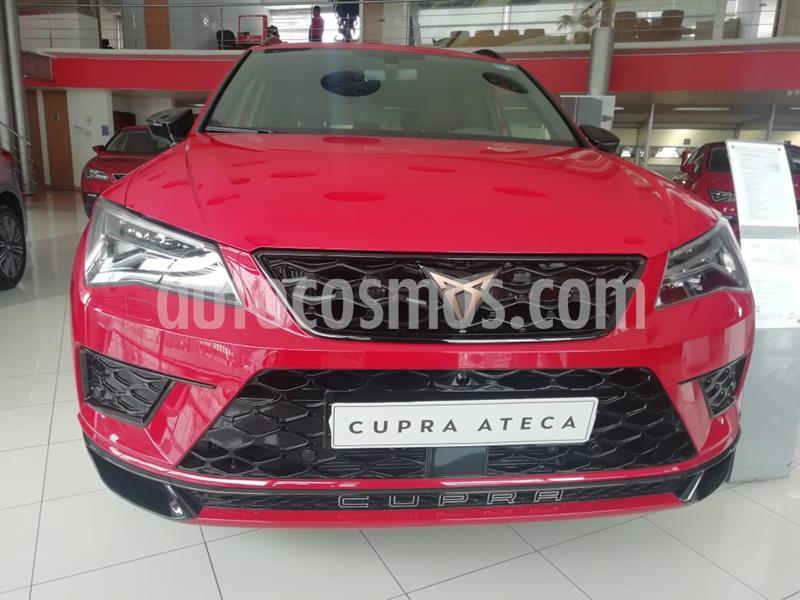 CUPRA Ateca 2.0L nuevo color Rojo Velvet precio $755,500