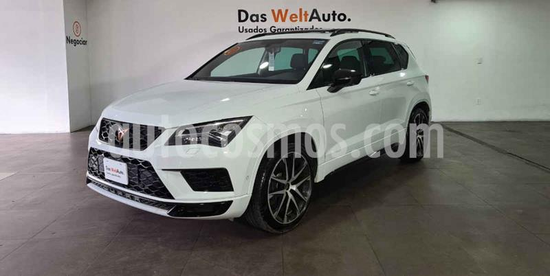 CUPRA Ateca 2.0L usado (2020) color Blanco precio $690,000
