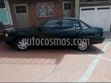 Daewoo Cielo PEQUENO BX usado (1998) color Verde precio $10.000.000