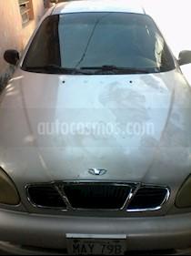 Foto venta carro usado Daewoo Lanos 2p L4,1.5i,8v S 2 1 (1994) color Gris precio u$s1.000
