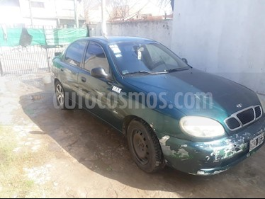 Daewoo Lanos 1.5 S 5P usado (2000) color Verde precio $40.000