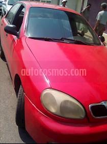 Foto Daewoo Lanos SX Auto. usado (1999) color Rojo precio u$s1.100