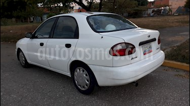 Daewoo Lanos SE Auto. usado (1998) color Blanco precio BoF1.250