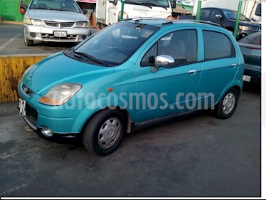 Foto venta Auto usado Daewoo Matiz S-SE 800cc (2007) color Celeste precio u$s3,800