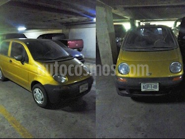 Foto venta carro usado Daewoo Matiz S (2003) color Bronce precio u$s1.199