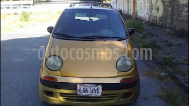 Foto venta carro usado Daewoo Matiz S (2001) color Bronce precio u$s650