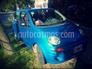 Foto venta Auto usado Daewoo Matiz SE (2000) color Azul precio $83.000