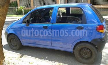 Daewoo Matiz SE usado (2001) color Azul precio u$s999