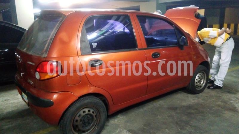 Daewoo Matiz S usado (2000) color Naranja precio BoF1.100