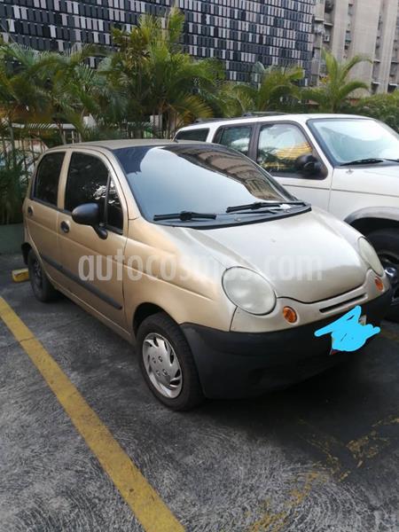 Daewoo Matiz S usado (2002) color Bronce precio u$s900