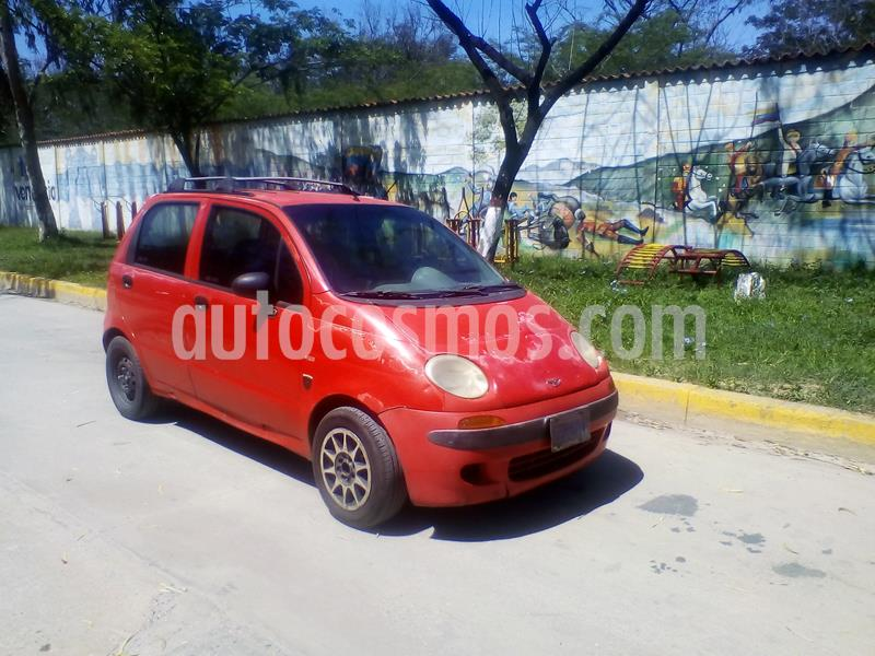 Daewoo Matiz S usado (2000) color Rojo precio BoF1.200