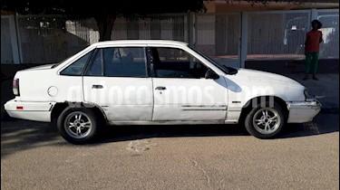 Daewoo racer gti usado (1996) color Blanco precio u$s350