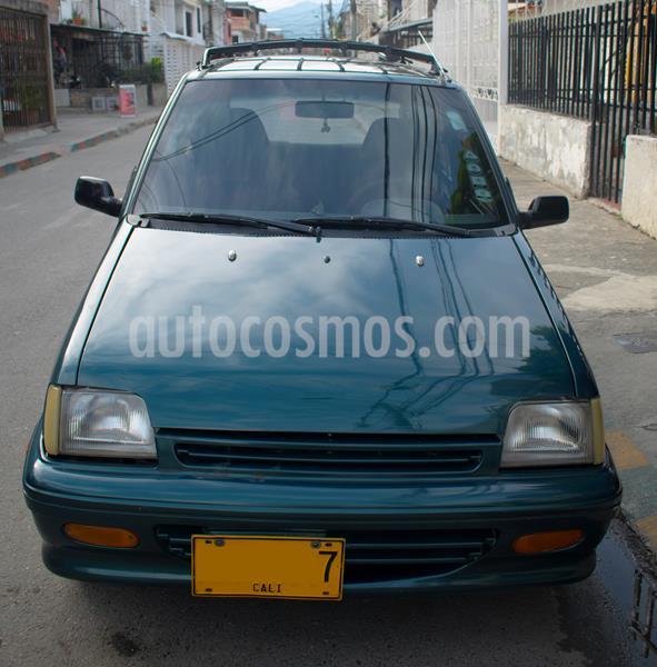 Daewoo Tico SL usado (1998) color Verde precio $7.500.000