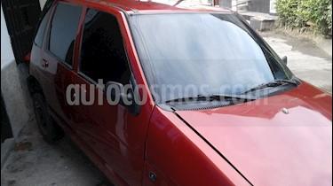 Daewoo Tico SE usado (1998) color Rojo