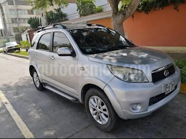 Daihatsu Terios City 1.5L 4X2 usado (2012) color Plata Metalizado precio $3,200